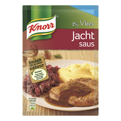 Knorr Mix jachtsaus