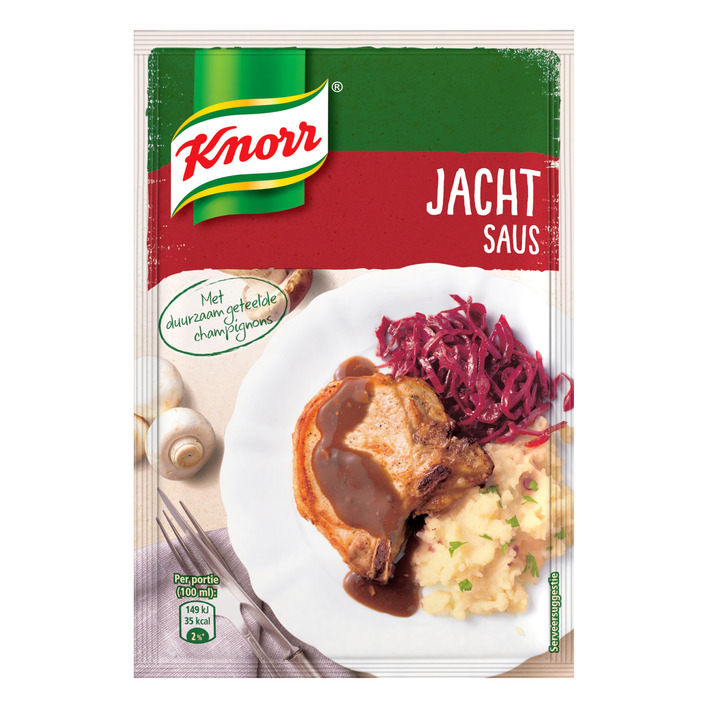 Knorr Mix jachtsaus