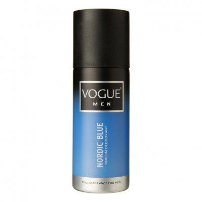 Vogue Homme deospray Nordic blue