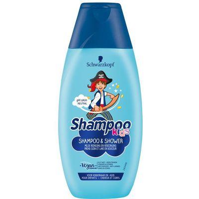 Schwarzkopf Shampoo kids boys