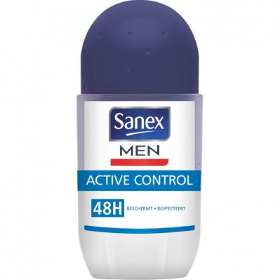 Sanex Men active control deodorant roller