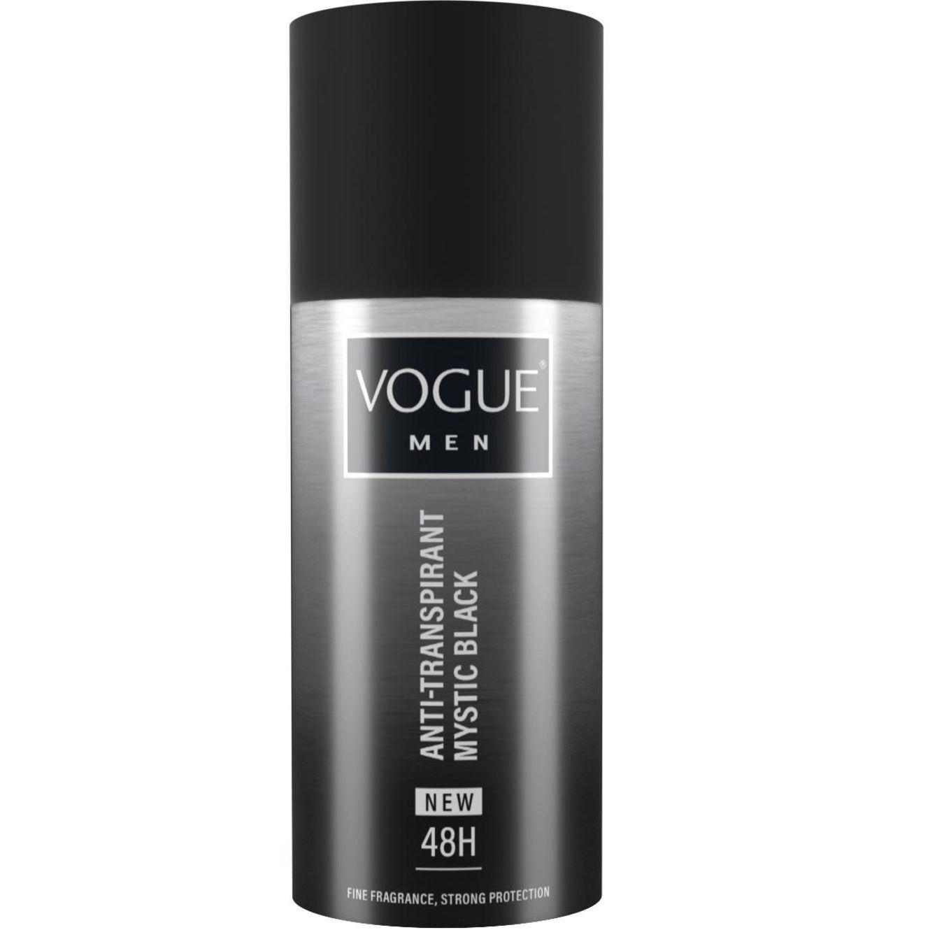 Vogue Deospray Mystic Black