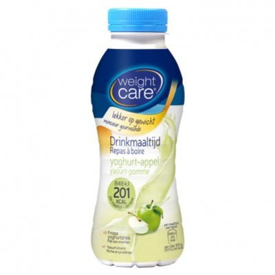 Weight Care Drinkmaaltijd yoghurt-appel