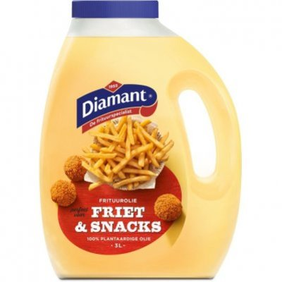 Diamant Friet & snacks frituurolie
