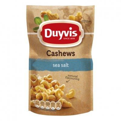 Duyvis Puur natuur cashews zeezout