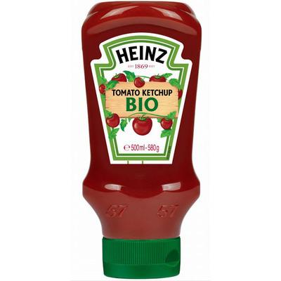 Heinz Tomato ketchup bio topdown
