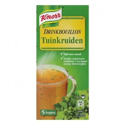 Knorr Soep drinkbouillon tuinkruiden