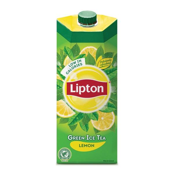 Lipton ice tea lemon