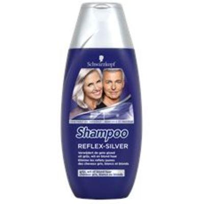 Schwarzkopf Reflex-Silver Shampoo 250 ml
