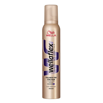 Wella Mousse fullness ultra strong hold