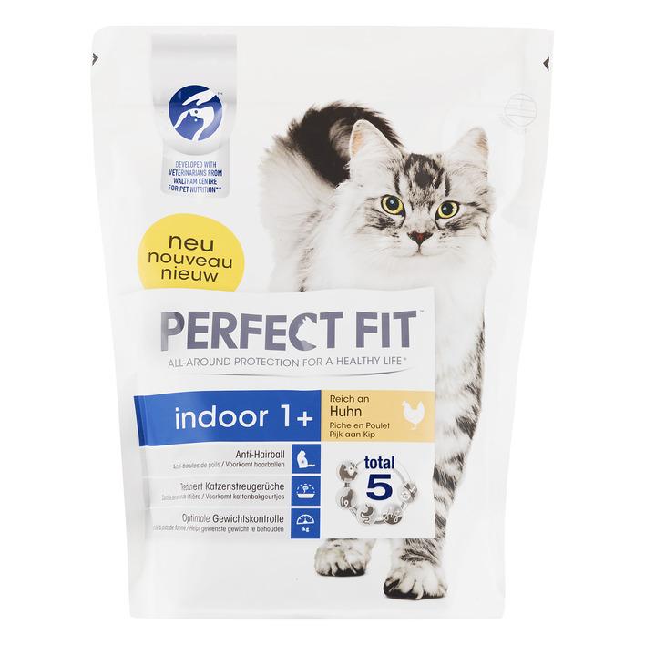 Perfect fit Kattenvoer droog kip indoor 1+ jaar
