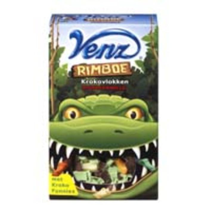 Venz Rimboe krokovlokken puur-vanille