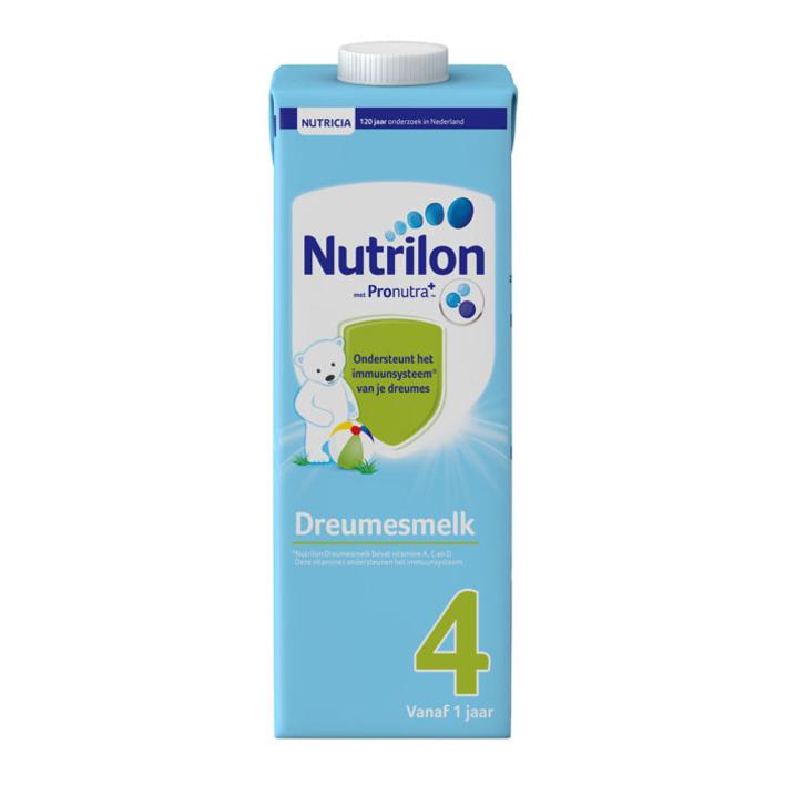 Nutrilon Dreumes groeimelk 4