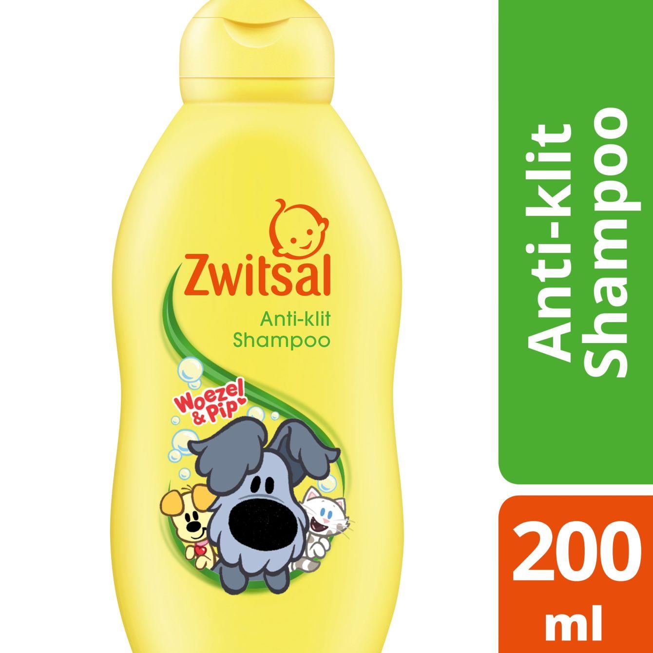 Zwitsal  Woezel & Pip Anti-klit Shampoo