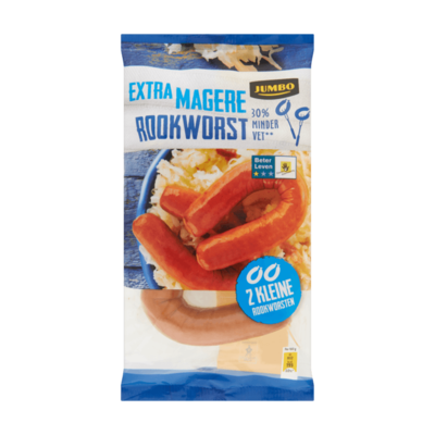 Jumbo Extra Magere Rookworst
