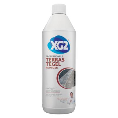 XG2 Professionele Terrastegel Reiniger