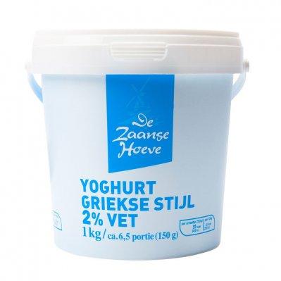 Budget Huismerk Yoghurt Griekse stijl 2% vet
