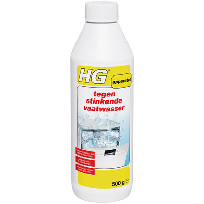 HG Tegen stinkende vaatwasser