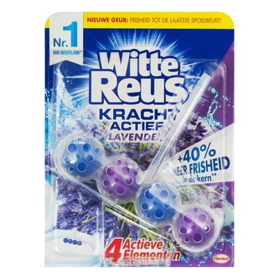 Witte Reus Kracht actief boost lavendel