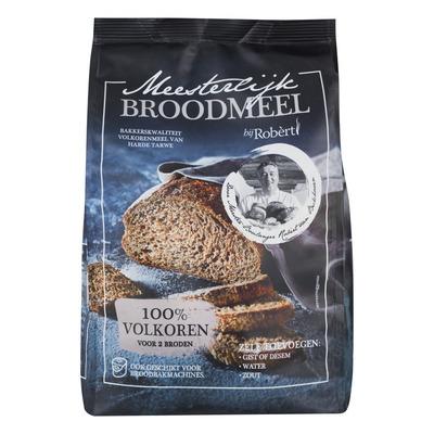 Bij Robèrt Broodbloem volkoren