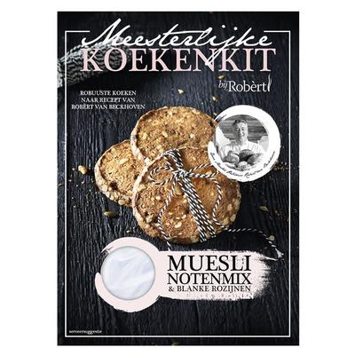 Bij Robèrt Meesterlijke koekenkit muesli notenmix