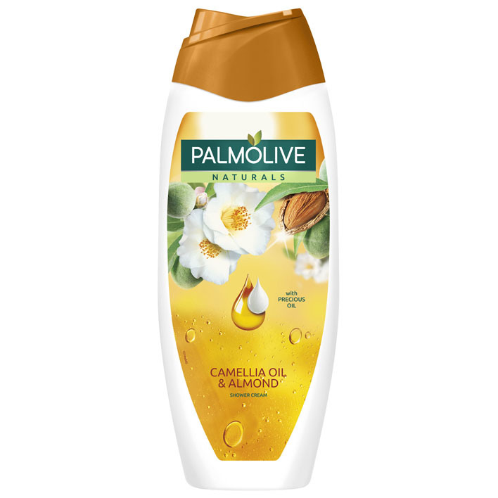 Palmolive Naturals shower camellia oil almond