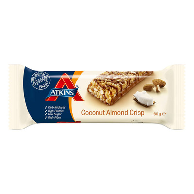 Atkins Coconut almond