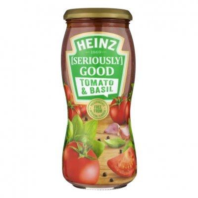 Heinz Seriously good tomato & basil