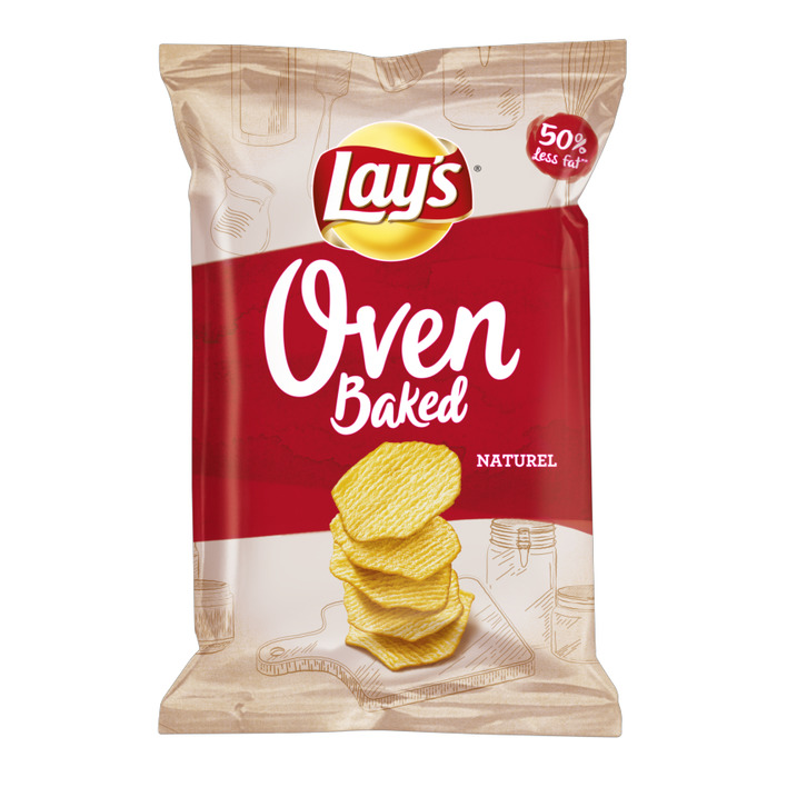 Lay's Oven baked naturel