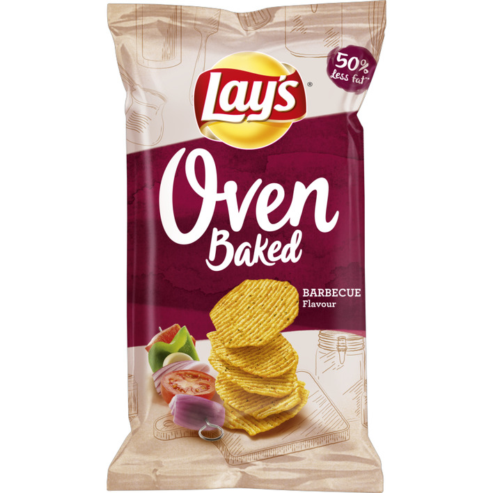 Lay's Oven baked barbecue