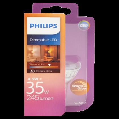 Philips Lamp LED Warmglow Spot 35W GU10