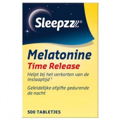 Sleepzz Melatonine time release