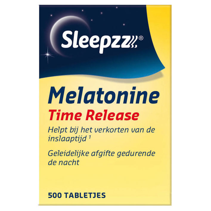 Sleepzz Melatonine time release