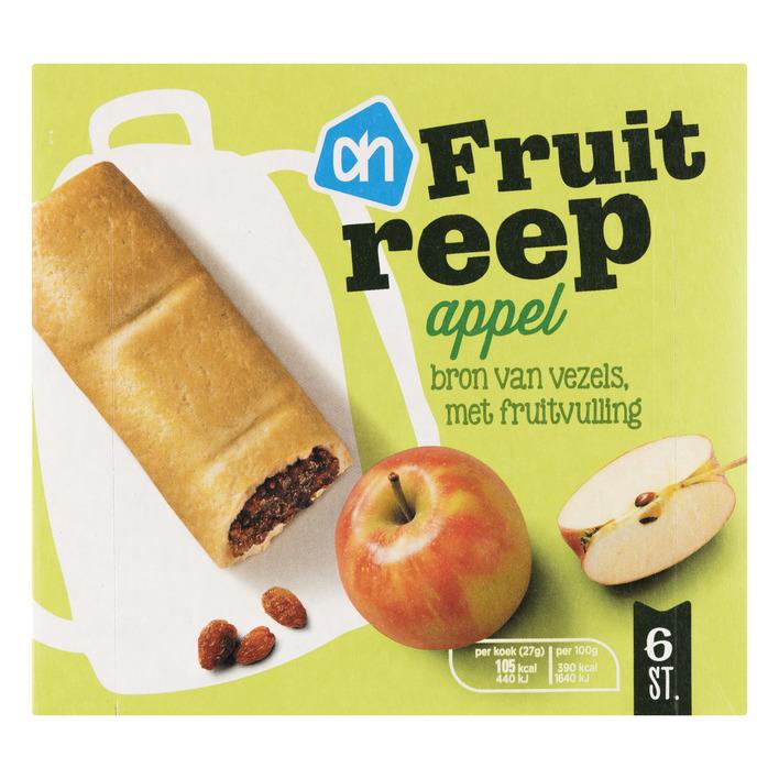 Huismerk Fruitreep appel