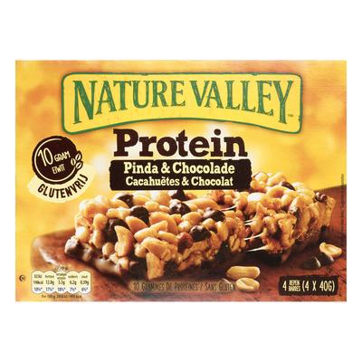 Nature Valley Protein pinda & chocolade