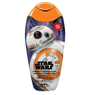 Star Wars Shampoo & conditioner