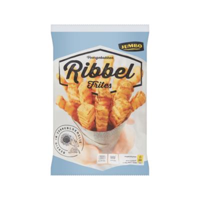 Huismerk Voorgebakken Ribbel Frites