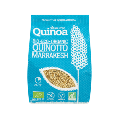 NatureCrops Quinoa Bio Quinotto Marrakesh