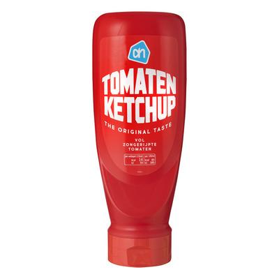 Huismerk Ketchup topdown