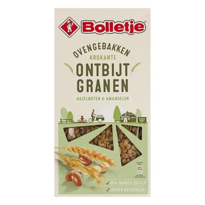Bolletje Krokante ontbijtgranen met noten