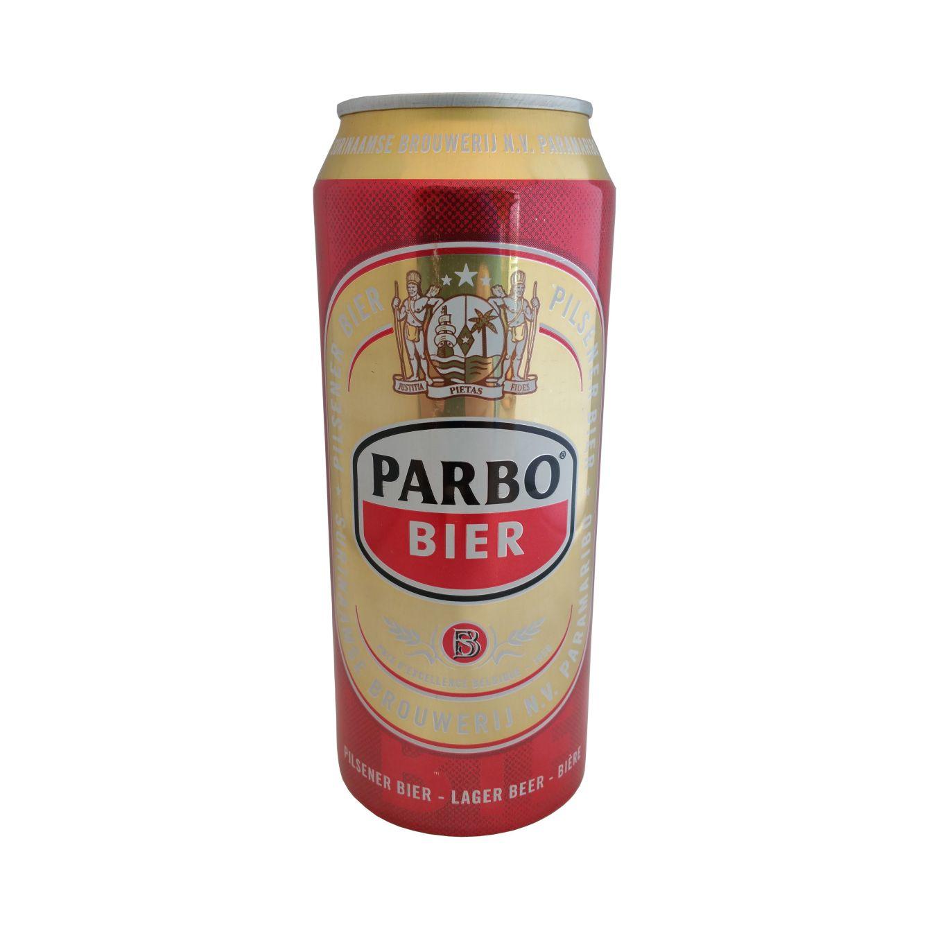 Parbo Bier Blik