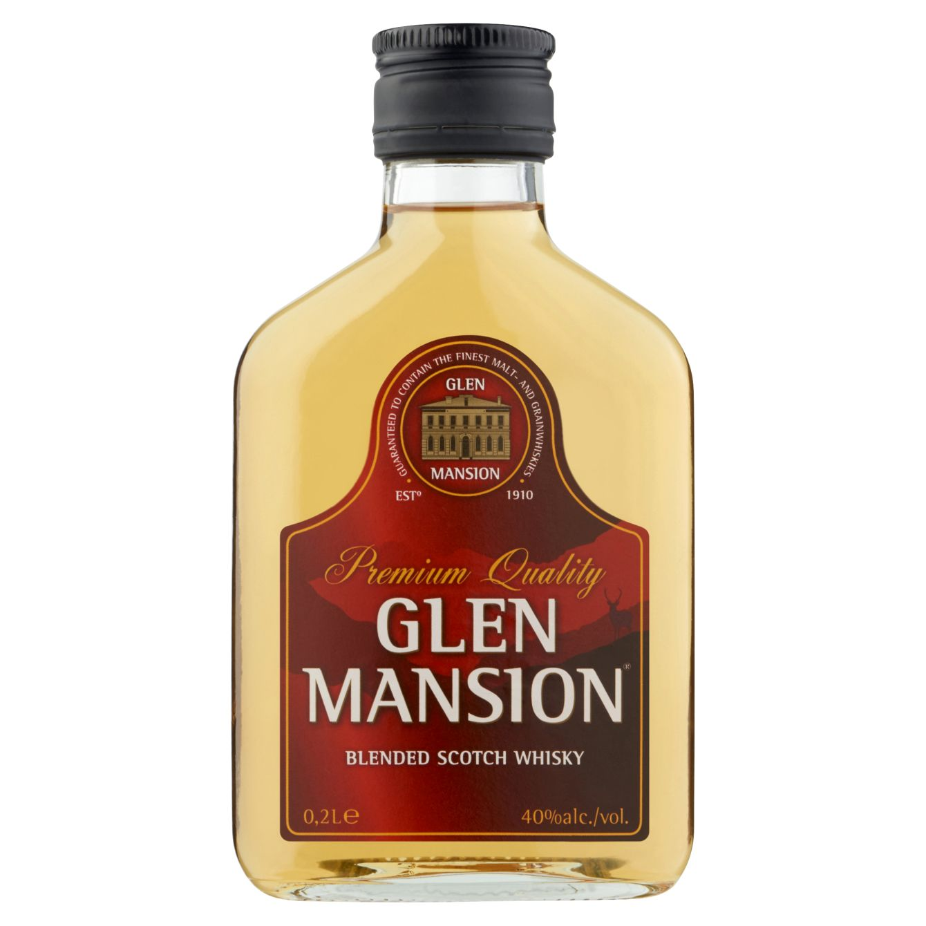 Glen Mansion Blended Scotch Whisky