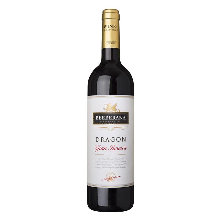 Berberana Red dragon gran reserva