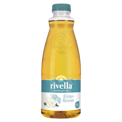 Rivella Elderflower koolzuurvrij