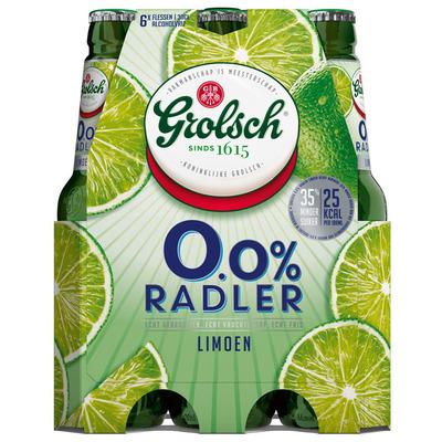 Grolsch 0.0% Radler limoen