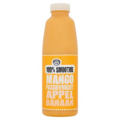 Fruity King 100% smoothie mango-passievrucht