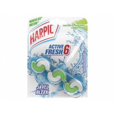 Harpic Toiletblok active fresh bleek