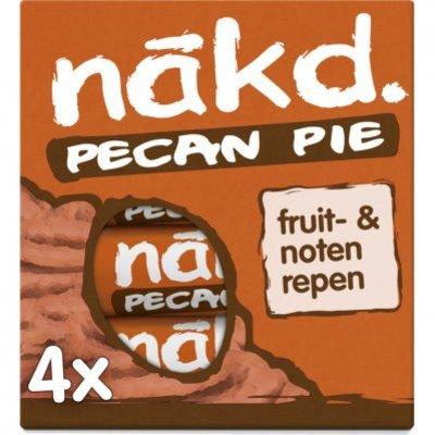 Nakd Pecan pie notenreep met fruit