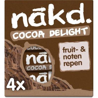 Nakd Cocoa delight fruitreep met noten
