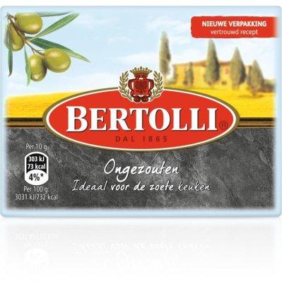 Bertolli Margarine ongezouten